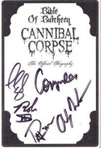 Cannibal Corpse: A Skeletal Domain (CD) - Bild 4