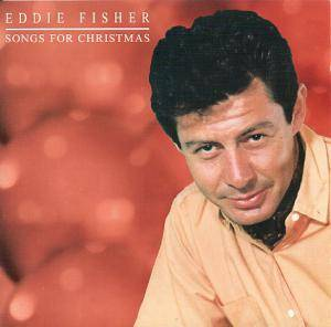 Cover - Eddie Fisher: Songs For Christmas