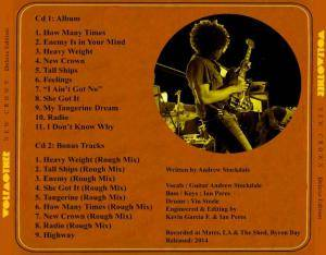 Wolfmother New Crown 2 Cd 2014 Limited Edition