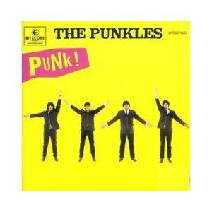 Cover - Punkles, The: Punk!