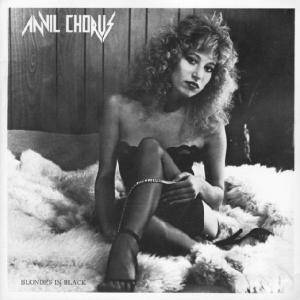 Anvil Chorus: Blondes In Black - Cover