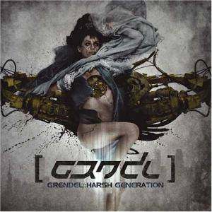 Cover - Grendel: Harsh Generation