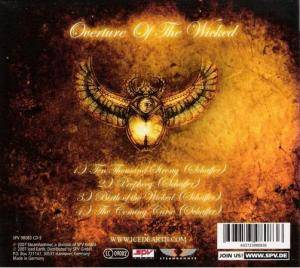 Iced Earth: Overture Of The Wicked (Single-CD) - Bild 3
