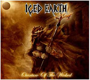 Iced Earth: Overture Of The Wicked - Cover