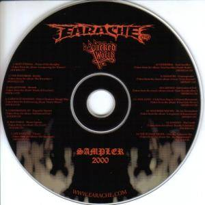 Cover - Decapitated: Earache Wicked World Sampler 2000
