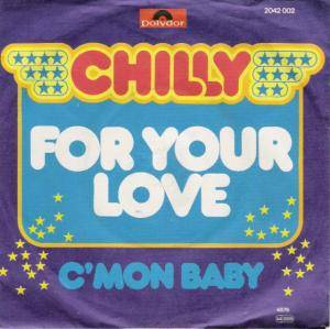 Cover - Chilly: For Your Love