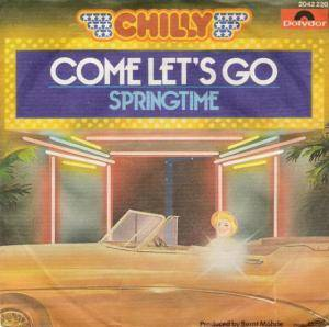 Cover - Chilly: Come Let's Go