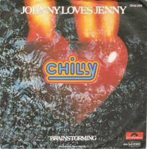 Cover - Chilly: Johnny Loves Jenny