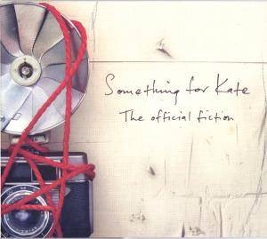 Cover - Something For Kate: Official Fiction, The