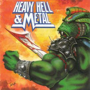 Cover - Crossfire: Heavy, Hell & Metal