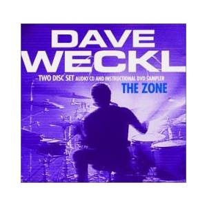 Cover - Dave Weckl: Zone, The