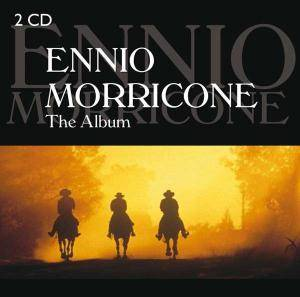 Cover - Ennio Morricone: Album, The