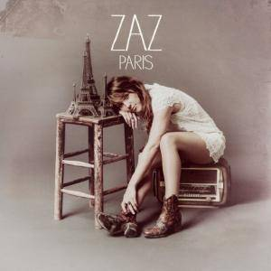 ZAZ: Paris - Cover