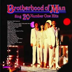 Cover - Brotherhood Of Man: Sing 20 Number One Hits