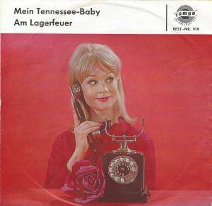 Cover - Gerd Fitz: Mein Tennessee-Baby / Am Lagerfeuer