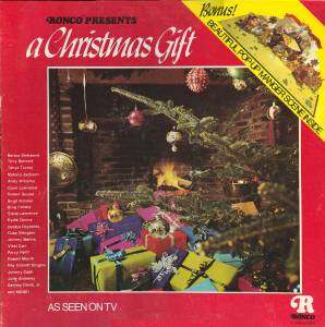Cover - Steve Lawrence & Eydie Gorme: Ronco Presents A Christmas Gift