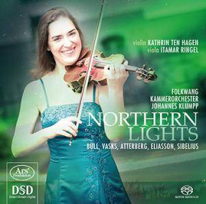 Cover - Ole Bull: Northern Lights