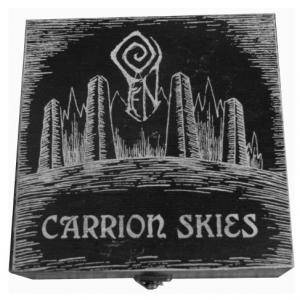 Fen: Carrion Skies - Cover