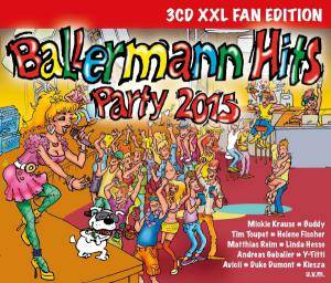 Cover - Kiesza: Ballermann Hits Party 2015