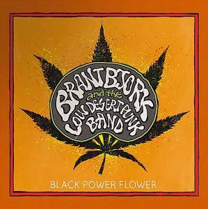 Brant Bjork And The Low Desert Punk Band: Black Power Flower - Cover