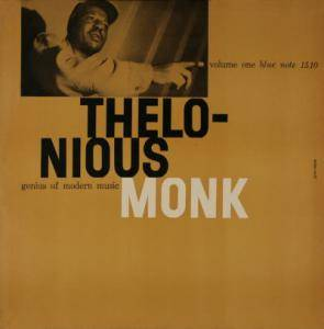 Cover - Thelonious Monk: Genius Of Modern Music Volume One