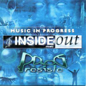 Cover - Conspiracy: Insideout Music & Iopages - Music In Progress