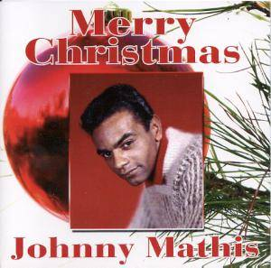 Cover - Johnny Mathis: Merry Christmas