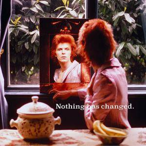 Cover - Queen & David Bowie: Nothing Has Changed.