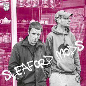Sleaford Mods: Tied Up In Nottz / The Fear Of Anarchy - Cover
