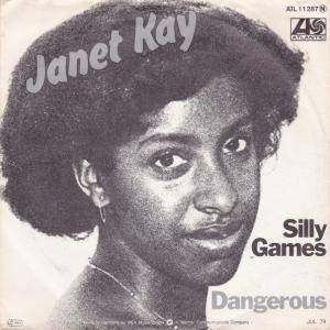 Cover - Janet Kay: Silly Games