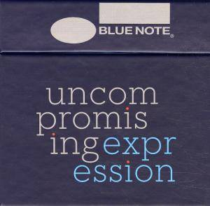 Uncompromising Expression- The Blue Note Singles - Cover