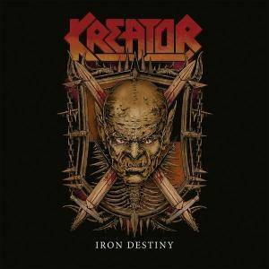 Kreator: Iron Destiny / Breaking The Law - Cover