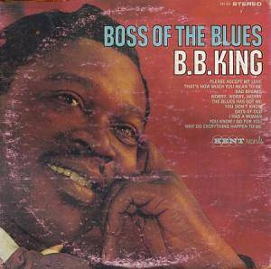 Cover - B.B. King: Boss Of The Blues