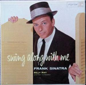 Frank Sinatra: Swing Along With Me - Cover