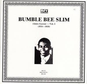 Bumble Bee Slim: Vol. 2 (1934-1935) - Cover