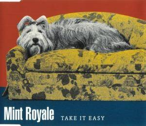 Cover - Mint Royale: Take It Easy