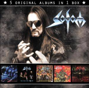 Sodom: 5 Original Albums In 1 Box (2) - Cover