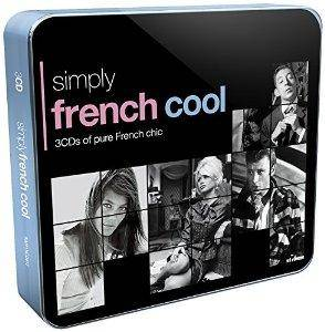 Cover - Jacques Pills: Simply French Cool