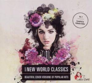 Lola's New World Classics Vol. 2 - Cover