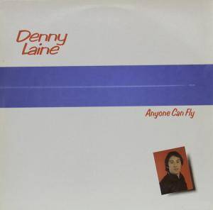Cover - Denny Laine: Anyone Can Fly