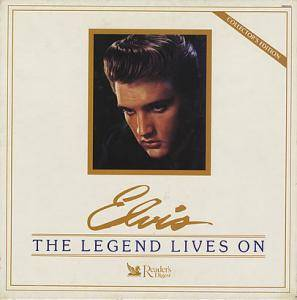 Elvis Presley: Legend Lives On, The - Cover