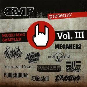 Cover - Cavalera Conspiracy: EMP Music Mag Sampler Vol. III