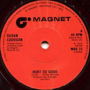 Cover - Susan Cadogan: Hurt So Good / Love Is Good