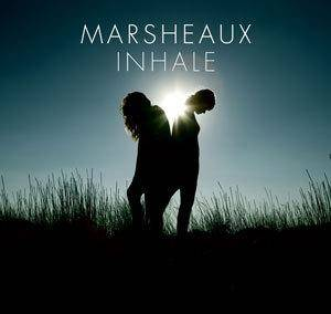 Marsheaux: Inhale - Cover