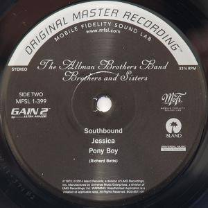 The Allman Brothers Band: Brothers And Sisters (LP) - Bild 10