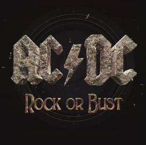 AC/DC: Rock Or Bust - Cover