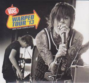 Cover - Middle Finger Salute: Vans Warped Tour 2013