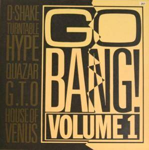Go Bang! Volume 1 - Cover