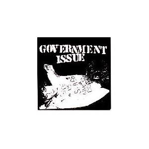 Cover - Government Issue: Give Us Stabb Or Give Us Death
