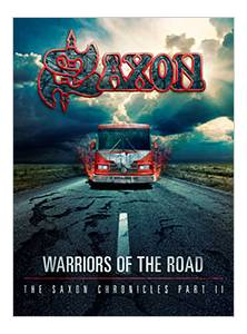 Saxon: Warriors Of The Road - The Saxon Chronicles Part II - Cover